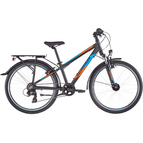 "Serious Rockville Street 24"", black/blue/orange"